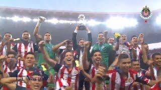 Chivas se Coronó Campeón al vencer 2-1 a Tigres (4-3) Clausura 28/Mayo/17