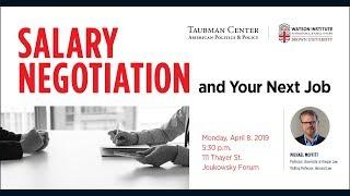 Baixar Salary Negotiation and Your Next Job