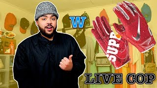 SUBSCRIBE If You Enjoyed!! In this Video I copped the Football Glov...