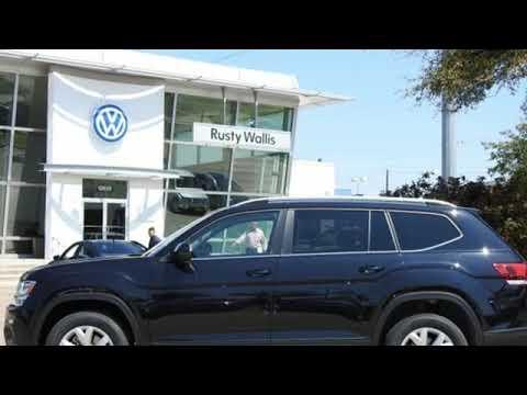 New 2019 Volkswagen Atlas Dallas TX Garland, TX #V190473 - SOLD