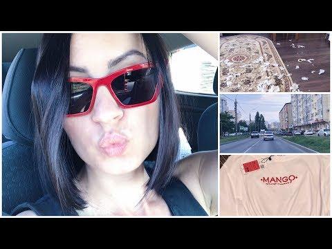 🙀 ТРЭШ Vlog 🙀 Как ВСЕ успеть? 🔥🔥🔥ПОТРЯСАЮЩИЕ покупки на СКИДКАХ
