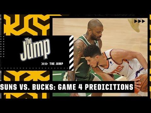 2021 NBA Finals: Suns vs. Bucks odds, line, picks, Game 4 ...