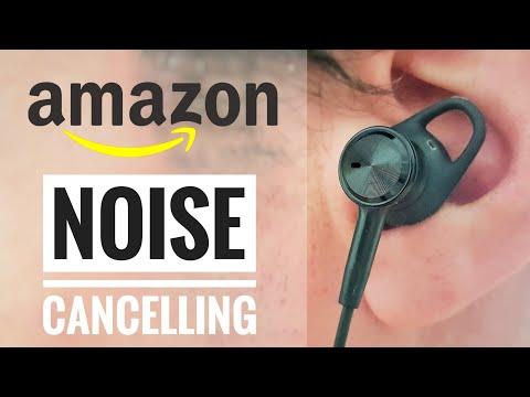 Best Amazon Noise cancelling Headphones Under $50 Cheap BOSE Alternative