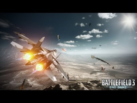 Battlefield 3: End Game Launch Trailer