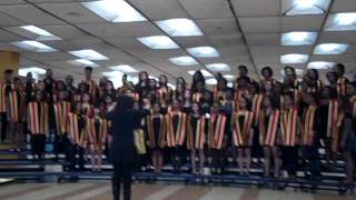 """Pretty Saro"" - Lindblom Treble Choir"