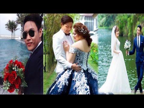 """""""Hot boy trà sữa"""" Lê Tấn Lợi tung ảnh cưới đẹp như mơ tại Đà Nẵng [Tin mới Người Nổi Tiếng]"""