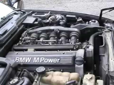 BMW E34 M5 S38B38