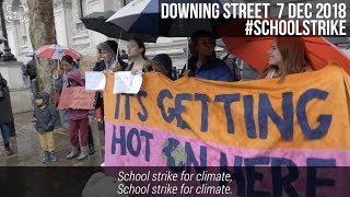 London #SchoolStrike for Climate Action