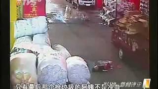 Tragic Accident at Foshan (Guangdong)