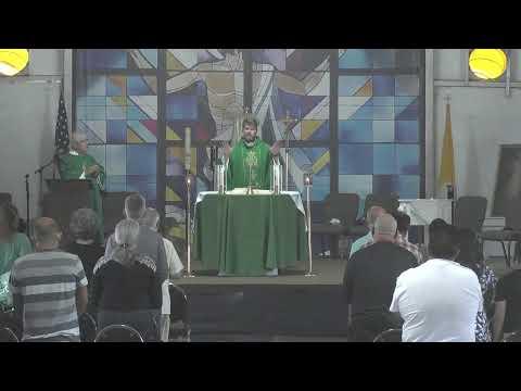 (ESPAÑOL) Saint Dominic Catholic Church // 10-4-20 12:30 PM Mass