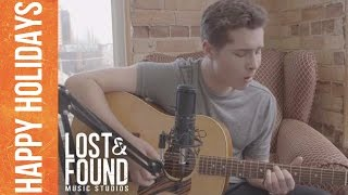 "Alex Zaichkowski (John) Sings ""Jingle Bells"" // Lost & Found Music Studios"