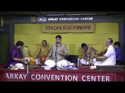 Madhuradhwani-O S Arun .Vocal-Sri Valli Devasena pathe.