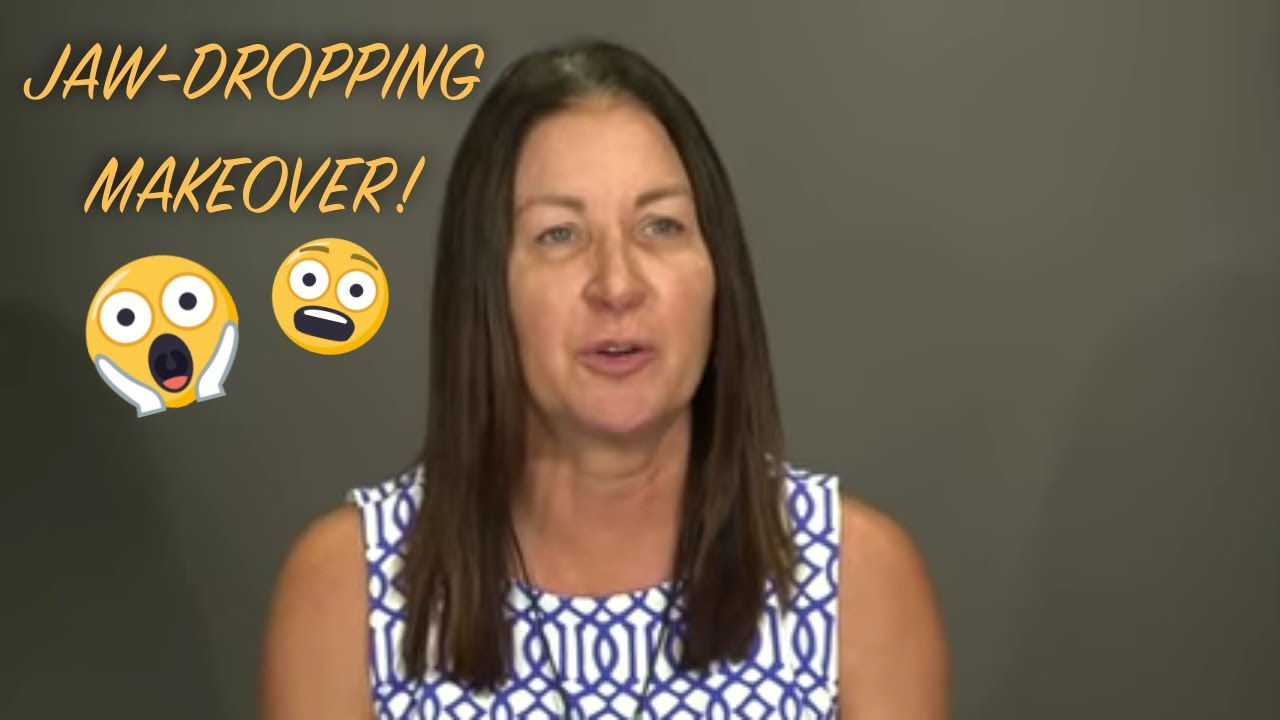 Woman Thought She Could Never Look This Good: A MAKEOVERGUY® Makeover
