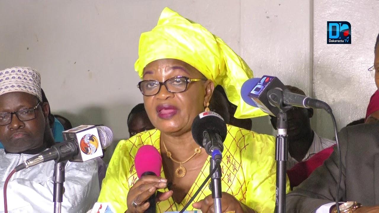 BAMBEY  : Aïda Mbodj renonce à prendre une décision... Macky et Idy devront patienter