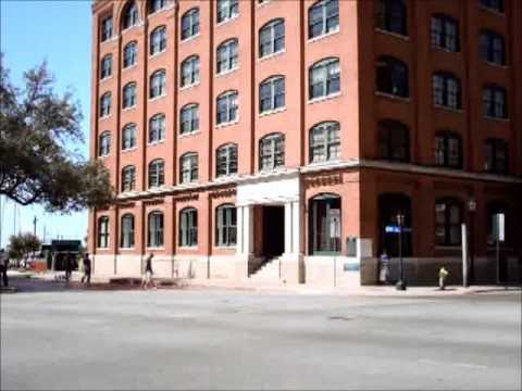 The Sixth Floor Museum And Dealey Plaza Youtube
