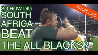 So how did South Africa beat the All Blacks? | Squidge Rugby [Reupload]