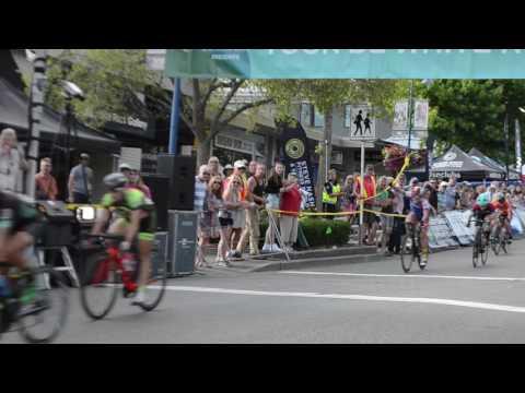 2017 Steve Nash Fitness World presents Tour de White Rock Choices Markets Criterium – Women's Finish