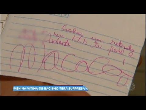 Menina vítima de racismo consegue vaga em escola particular