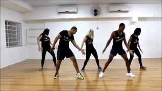 Caveleiros do Forró- Dança do Tchuco (coreografia)
