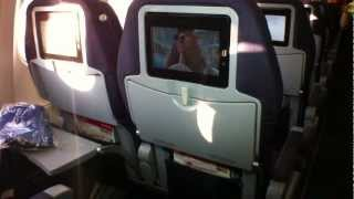 airliners.de: Neue Air-Berlin-Langstreckenkabine Cabin Walkthrough