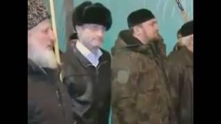 Зикар у главы Шалинского Района.