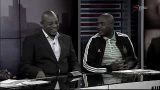 Stephen Keshi Remembered - The Big Boss' last appearance on Soccer Africa