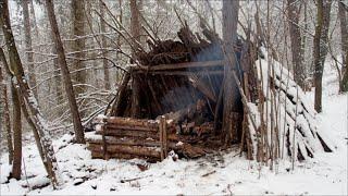 Trapperské lůžko   Trapper bed