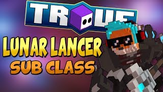 LUNAR LANCER SUB CLASS ABILITY! (Damage) - Trove Sub Class Ability Guide