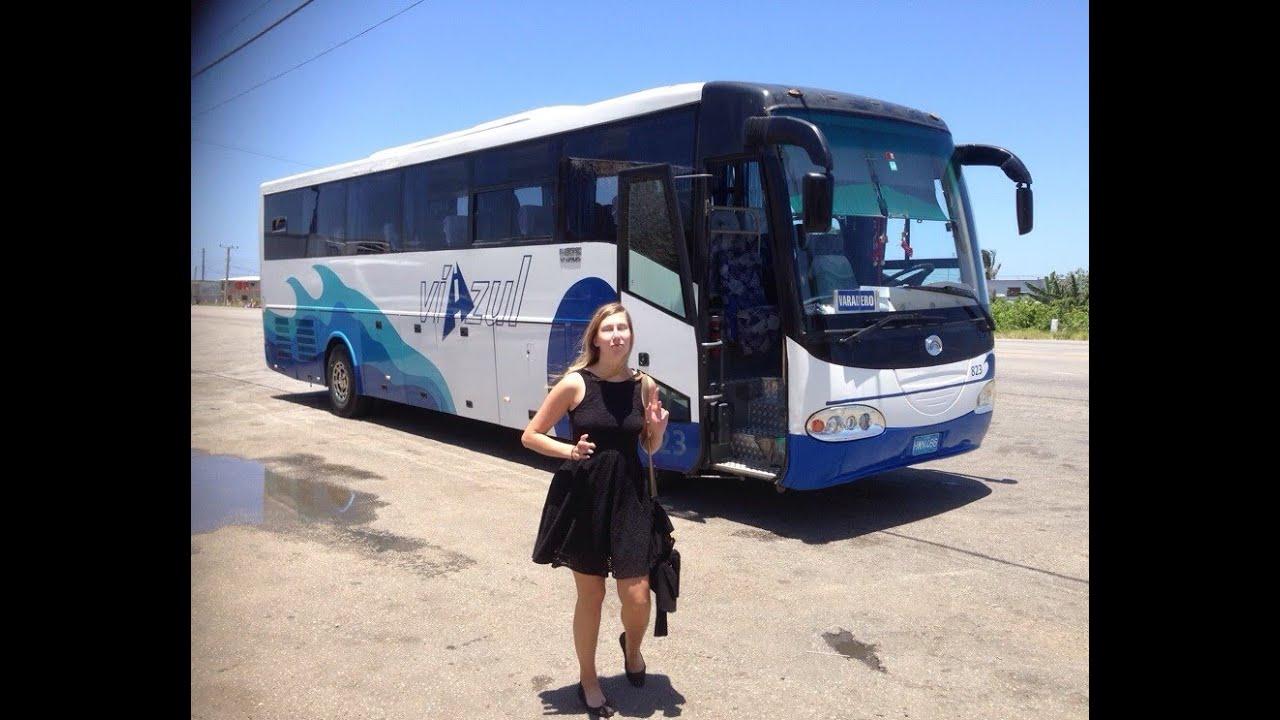 How To Take The Viazul In Havana Cuba Youtube