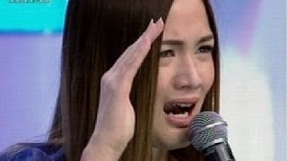 Repeat youtube video Deniece Cornejo Rapping (Cover Interview) by Hambog Ng Sagpro
