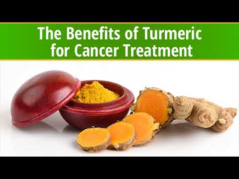 Natural Home Treatment For Cervical Cancer Is Turmeric- How To Use