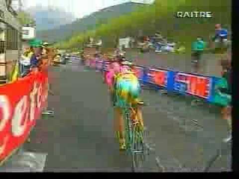 ciclismo 1998 marco pantani tonkov youtube rh youtube com