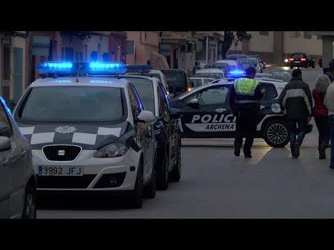 Redada contra la inmigración ilegal en Archena