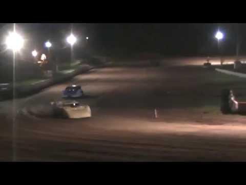 Bug Day Clinton County Speedway Tim Luben 5-9-2014