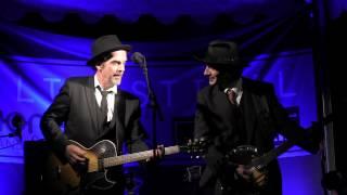"""Lars Demian & David Tallroth """"Skallen full av brännvin"""""""