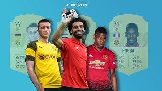 САМЫЕ ПЕРЕОЦЕНЕННЫЕ И НЕДООЦЕНЕННЫЕ ИГРОКИ FIFA 19