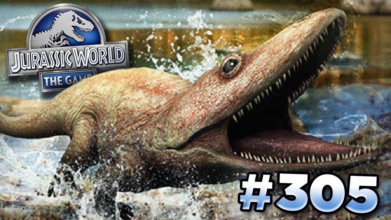 NEW ERYOPS TOURNAMENT! || Jurassic World – The Game – Ep305 HD