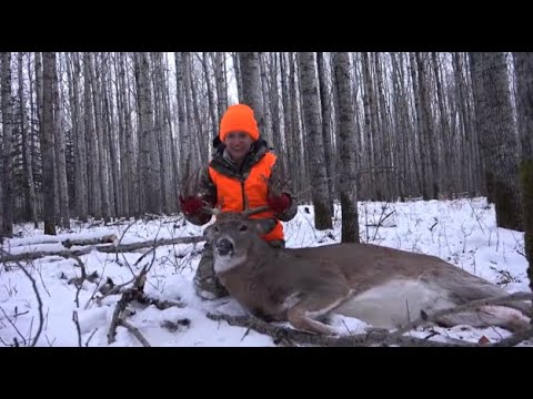 Positivity Despite Disaster And A Northern Saskatchewan Whitetail Hunt
