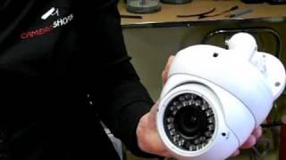 Beveiligingscamera buiten kopen? Kom naar Camerashop24