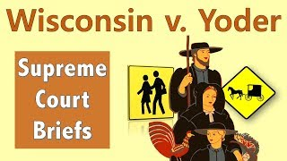 Can Your Religion Get You Out of School?   Wisconsin v. Yoder