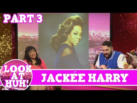 Jackee Harry LOOK AT HUH Part 3 on Hey Qween with Jonny McGovern
