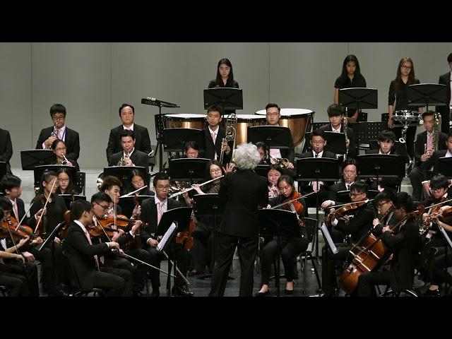柴可夫斯基《1812序曲》(香港青年愛樂樂團)