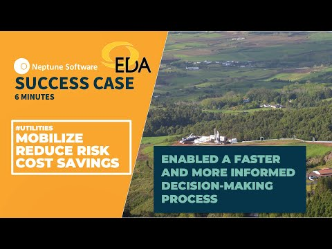 How an electricity producer in Portugal tackled complex operational processes and reduced risk