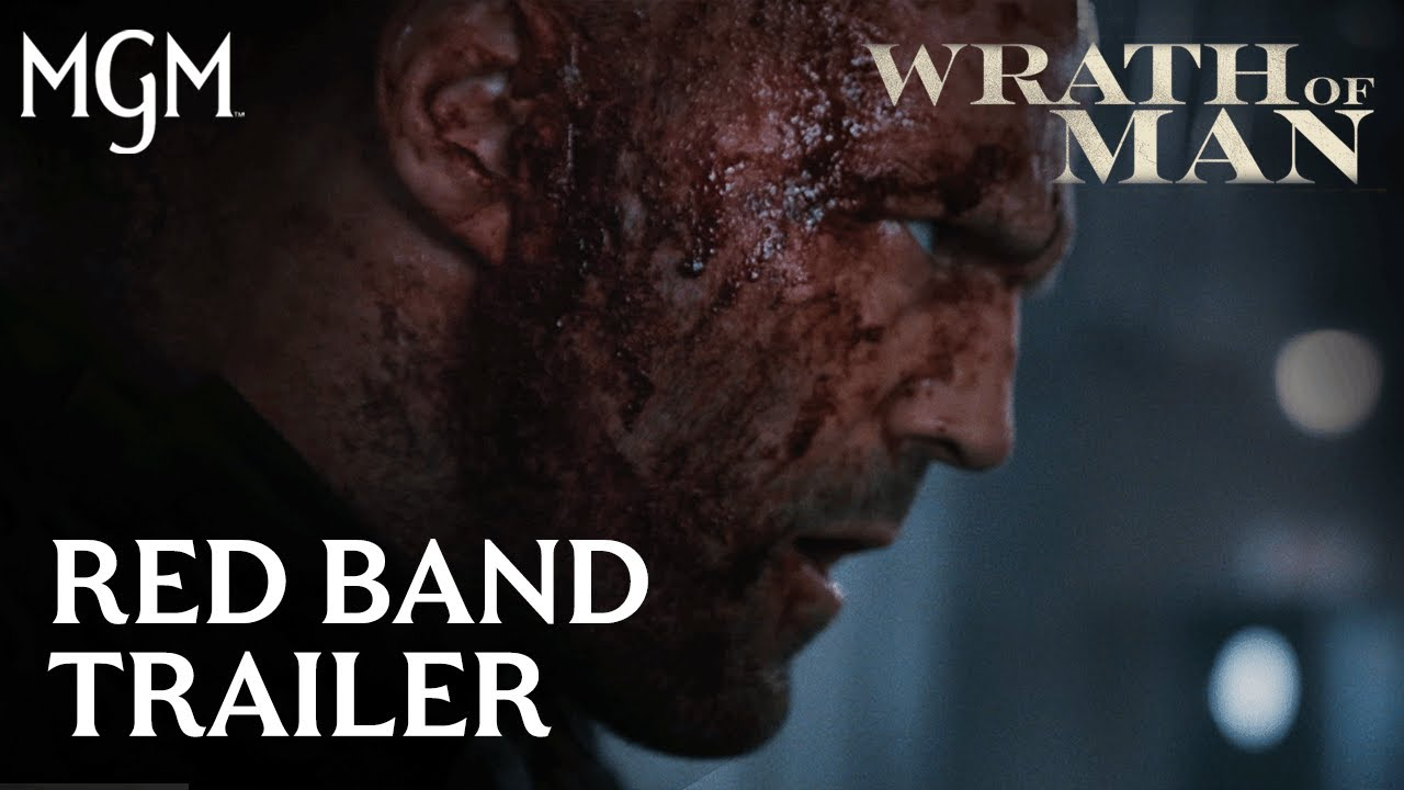 Download WRATH OF MAN | Official Red Band Trailer | MGM Studios