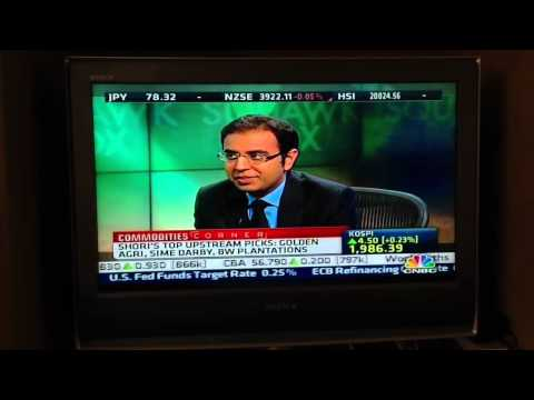 Tanuj Shori on Palm oil prices in Asia