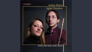 Sonata No. I for Flute and Piano - 3. Allegro Poco Moderato