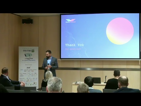 DSS ITSEC 2017: GDPR - Data Protection Technology Solutions  (Venue 6)