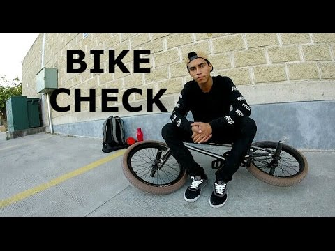 BIKE CHECK - JUAN FRANCISCO