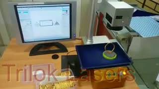 Jewellery Marking Machine 1
