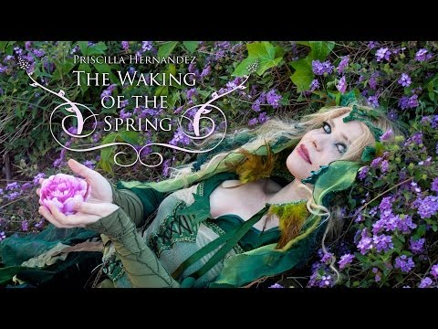Priscilla Hernandez - The Waking of the Spring (Videoclip)
